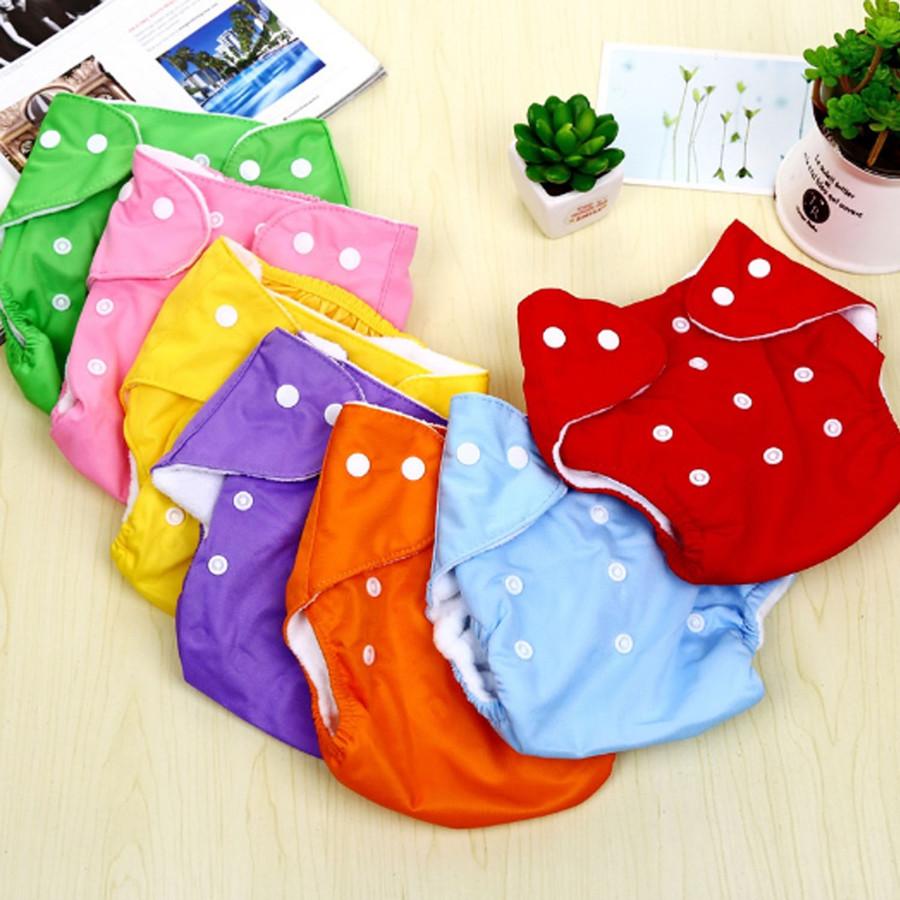 Baby Washable Diaper Reusable Diaper Infant Cloth Diaper