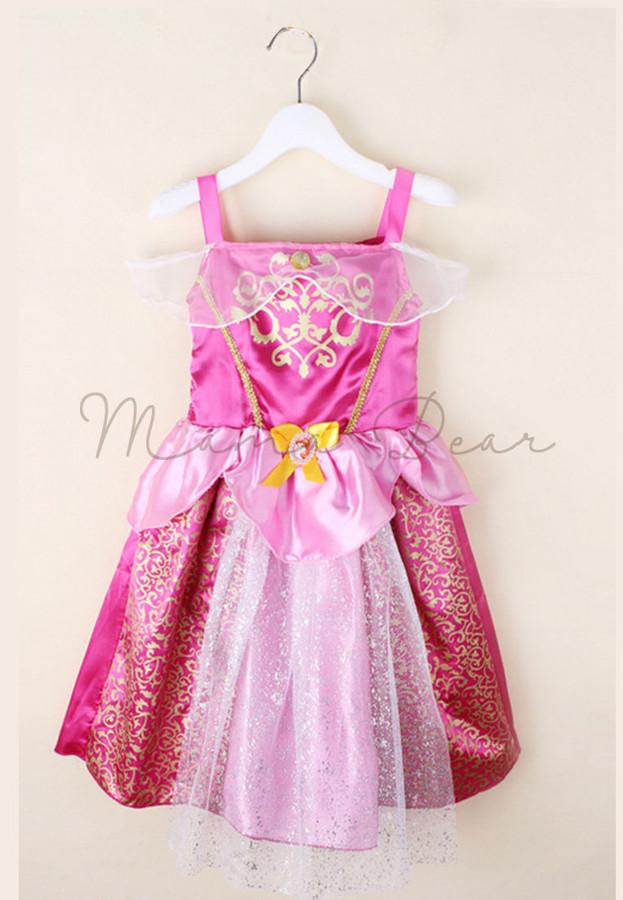 Princess Belle Kid Costume