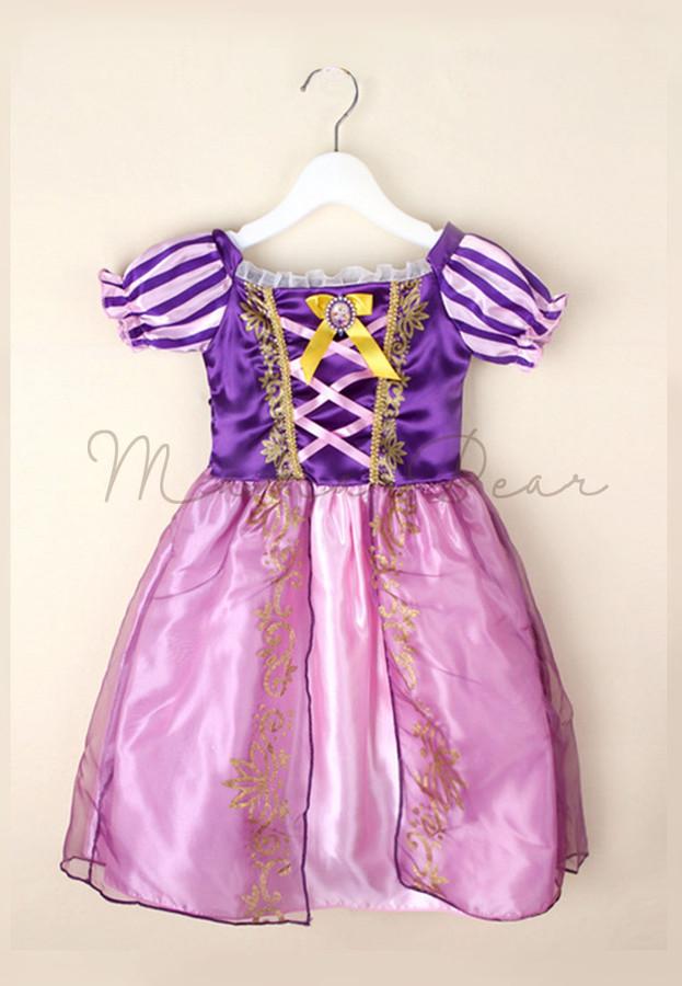 Rapunzel Kid Costume