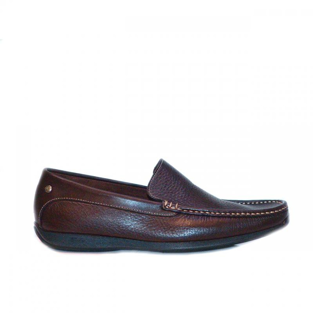 Paraboot Anvers (67433) Soft Leather Moccasin Brown