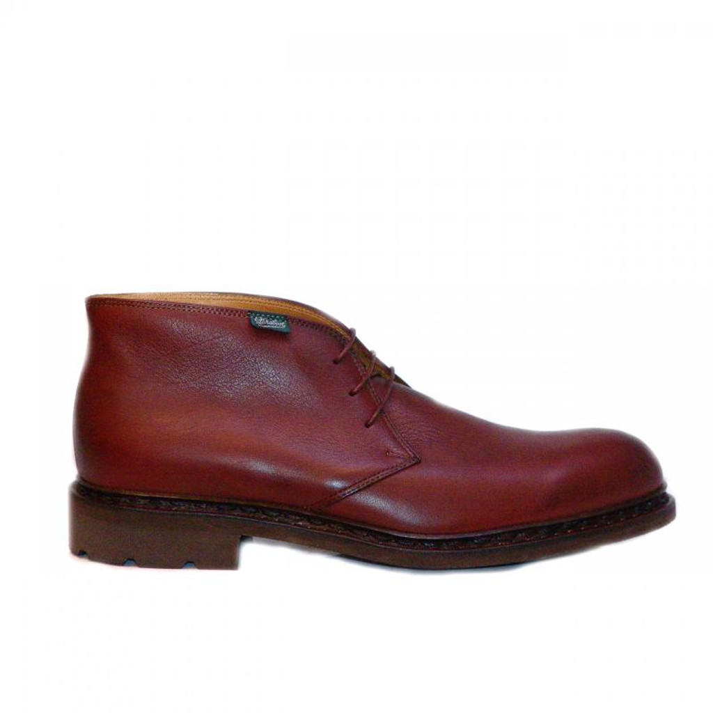 Paraboot Amstel (94803) Leather Chukka Boot Brown- FINAL SALE