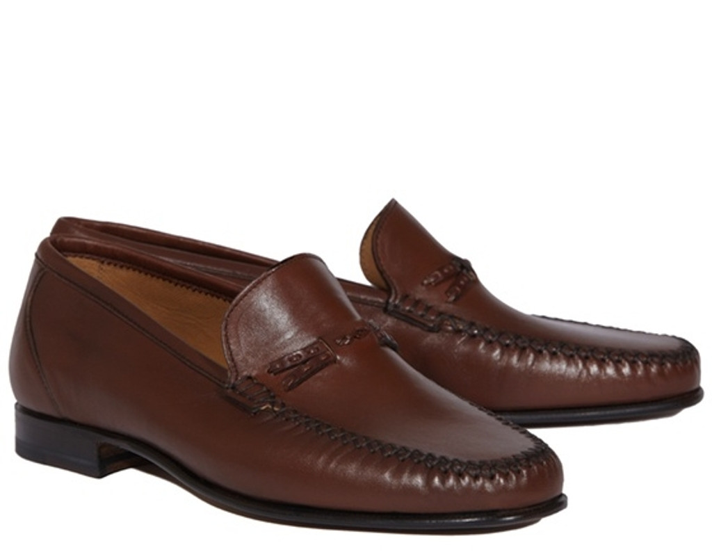 Moreschi Catania Brown- FINAL SALE