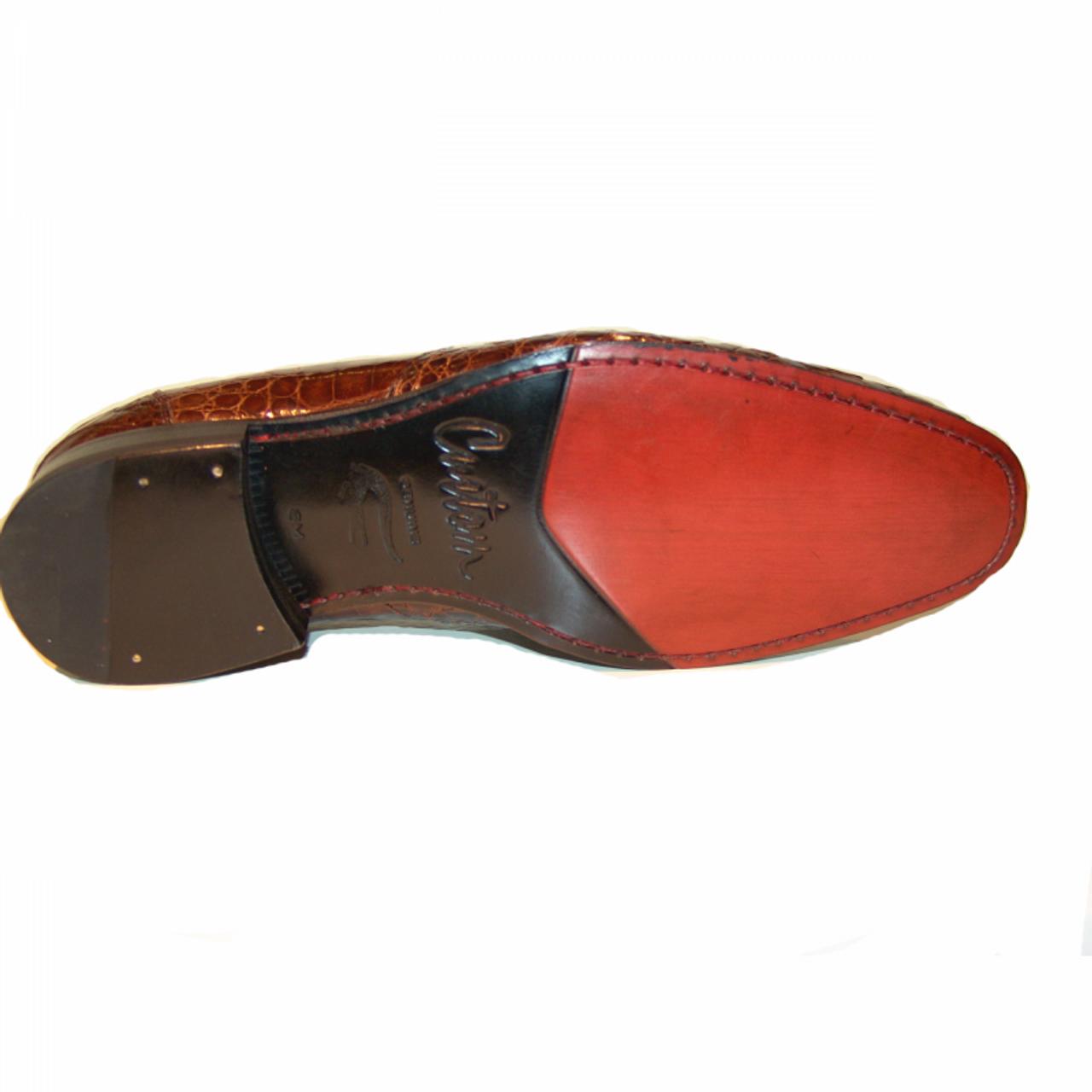 044c62c6317 ... Mezlan Calvino Alligator Plain Loafer Sport. Sale