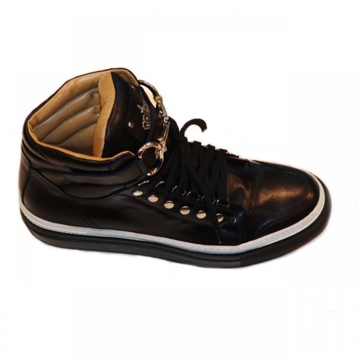Cesare Paciotti 47430 Sneaker Black