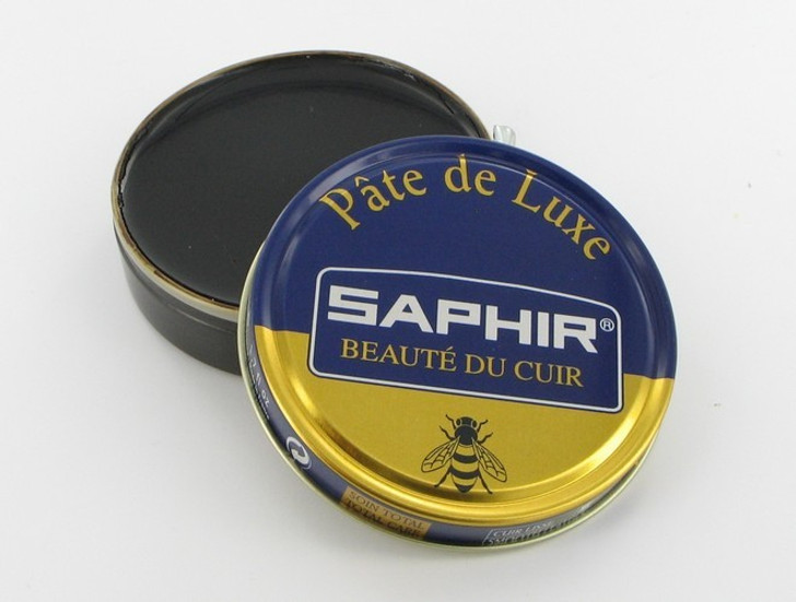 Saphir Pate De Luxe Wax 50Ml.