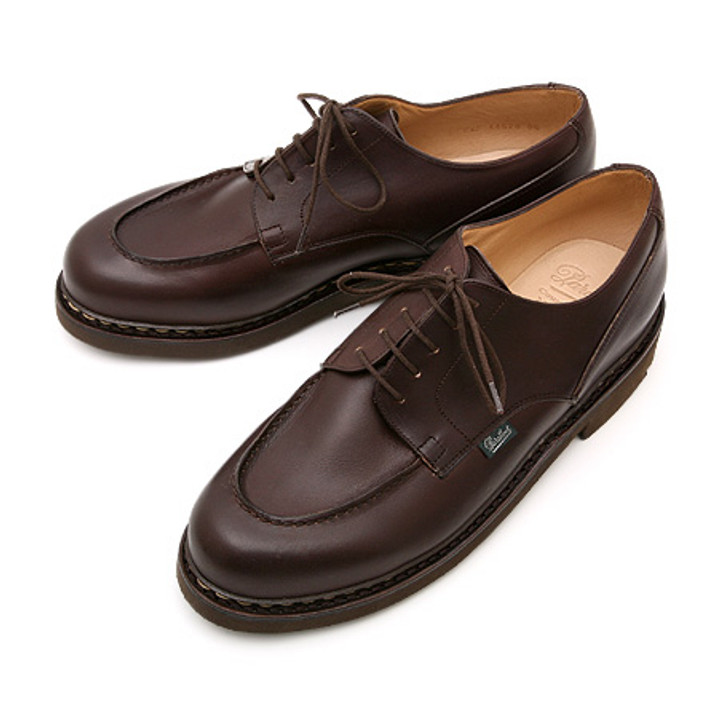 Paraboot Chambord (710707) Leather Lace Up Brown