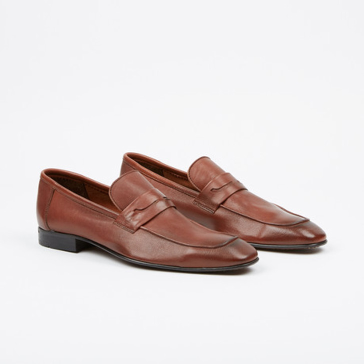 Fertini  2043 Penny Loafer-Tabacco