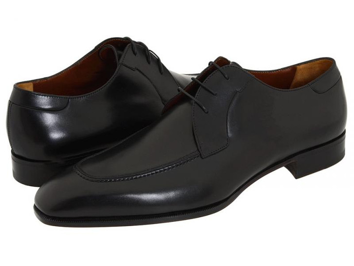 A.Testoni 45211 Black- Final Sale