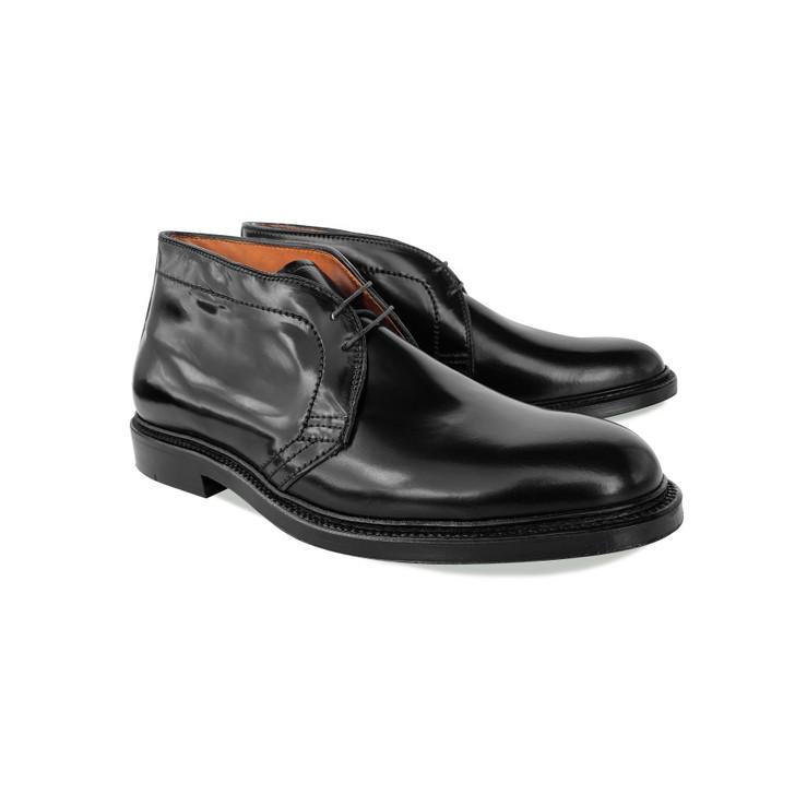 Alden Shell Cordovan Chukka Boot 1340 Black