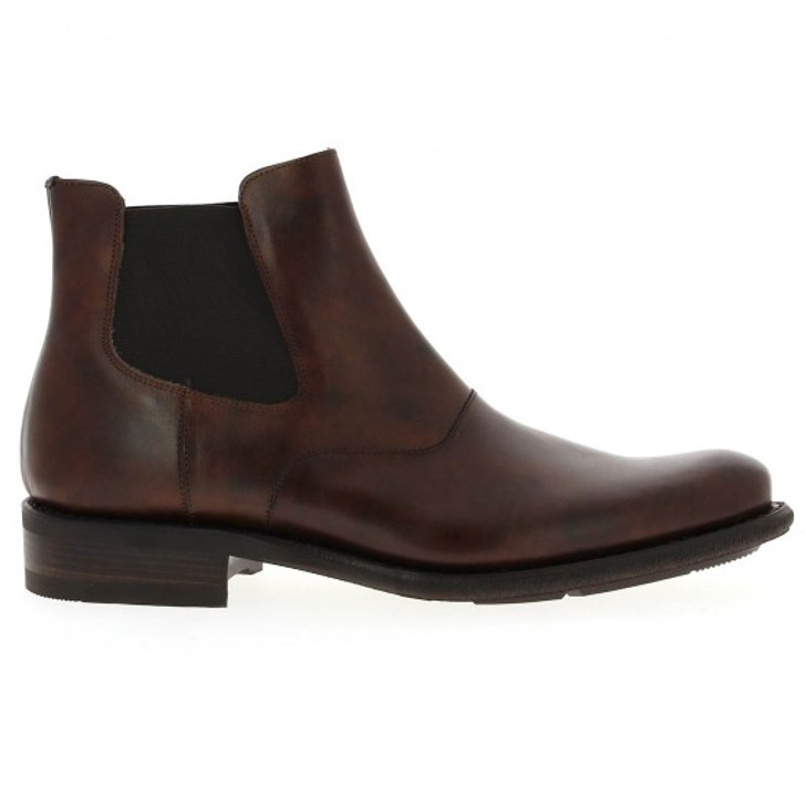 Paraboot Loven (941403) Leather Short Boot Brown