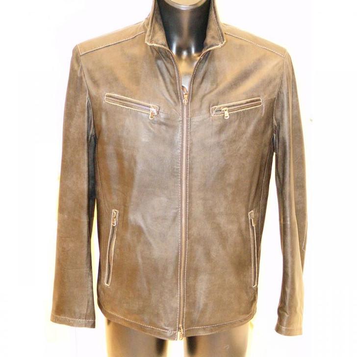 Gimo'S 75071 Jacket Dark Brown