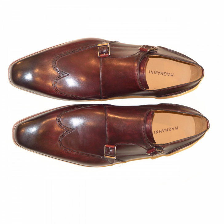 Magnanni Exclusive 7013 Burgundy