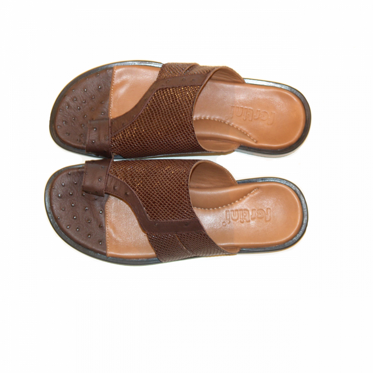 Pelle Line Exclusive SS16 Sandal Brown