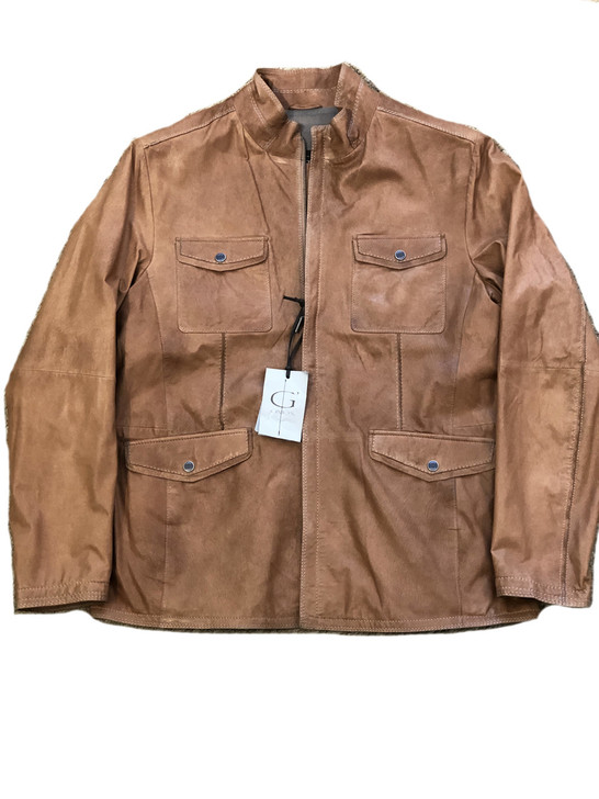 Gimo'S 41101 Jacket cognac