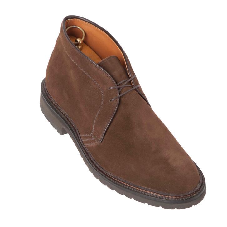 Alden Chukka Boot 1273S Brown Suede