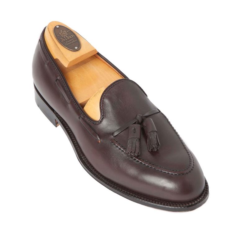 Alden 561 Tassel Loafer- Brown