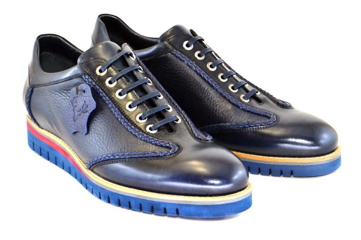 Corrente 4002 Fashion Sneaker- Navy