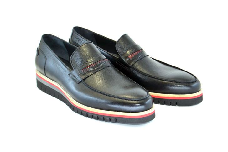Corrente 5602 Fashion Loafer - Black