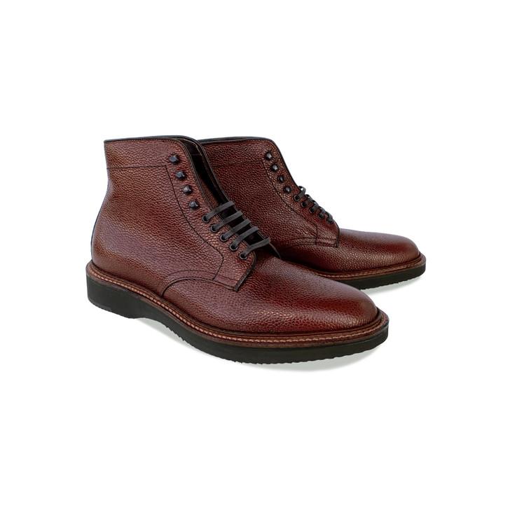Alden D9864 Lace up Boot - Cognac