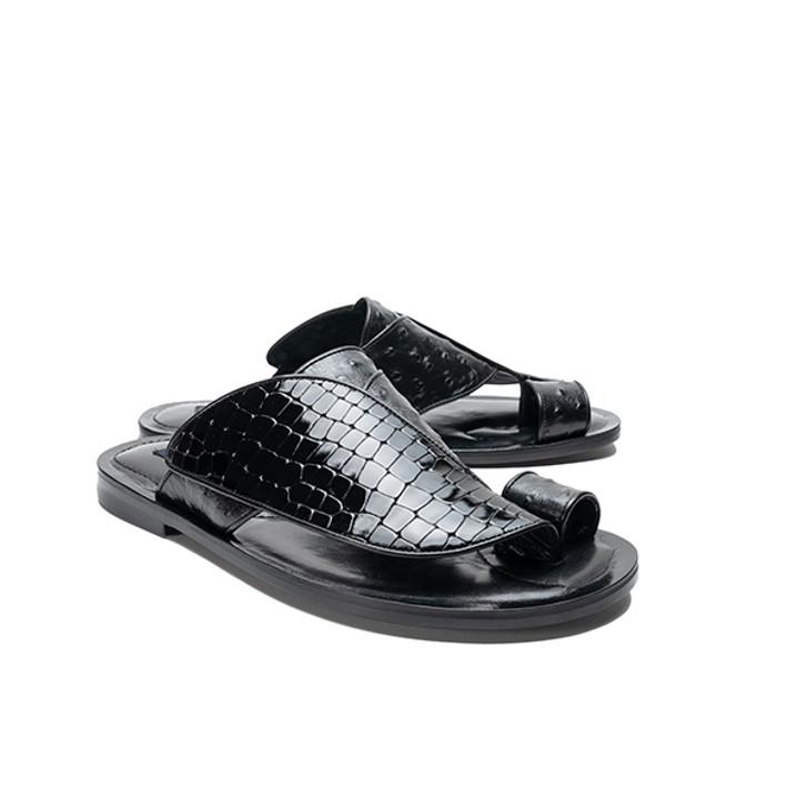 Corrente 5830 Sandal - Black