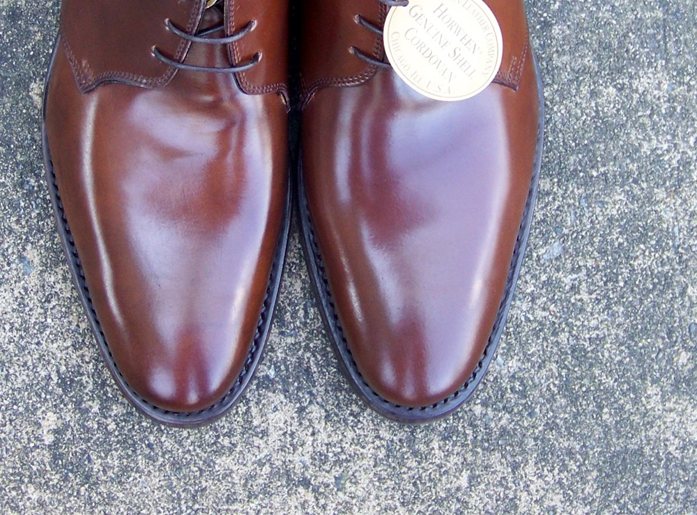Rider Rbcb1 Brown Cordovan Leather- FINAL SALE