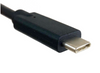 USB 3.1 USB-C Male to USB-C Male 1 Meter Cable 10Gbps Built-in E-Marker