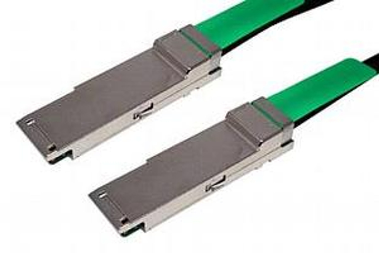 QSFP+ / QSFP+, Passive, 40Gb, Infiniband (SDR/DDR/QDR) -ÿ2 Metersÿ