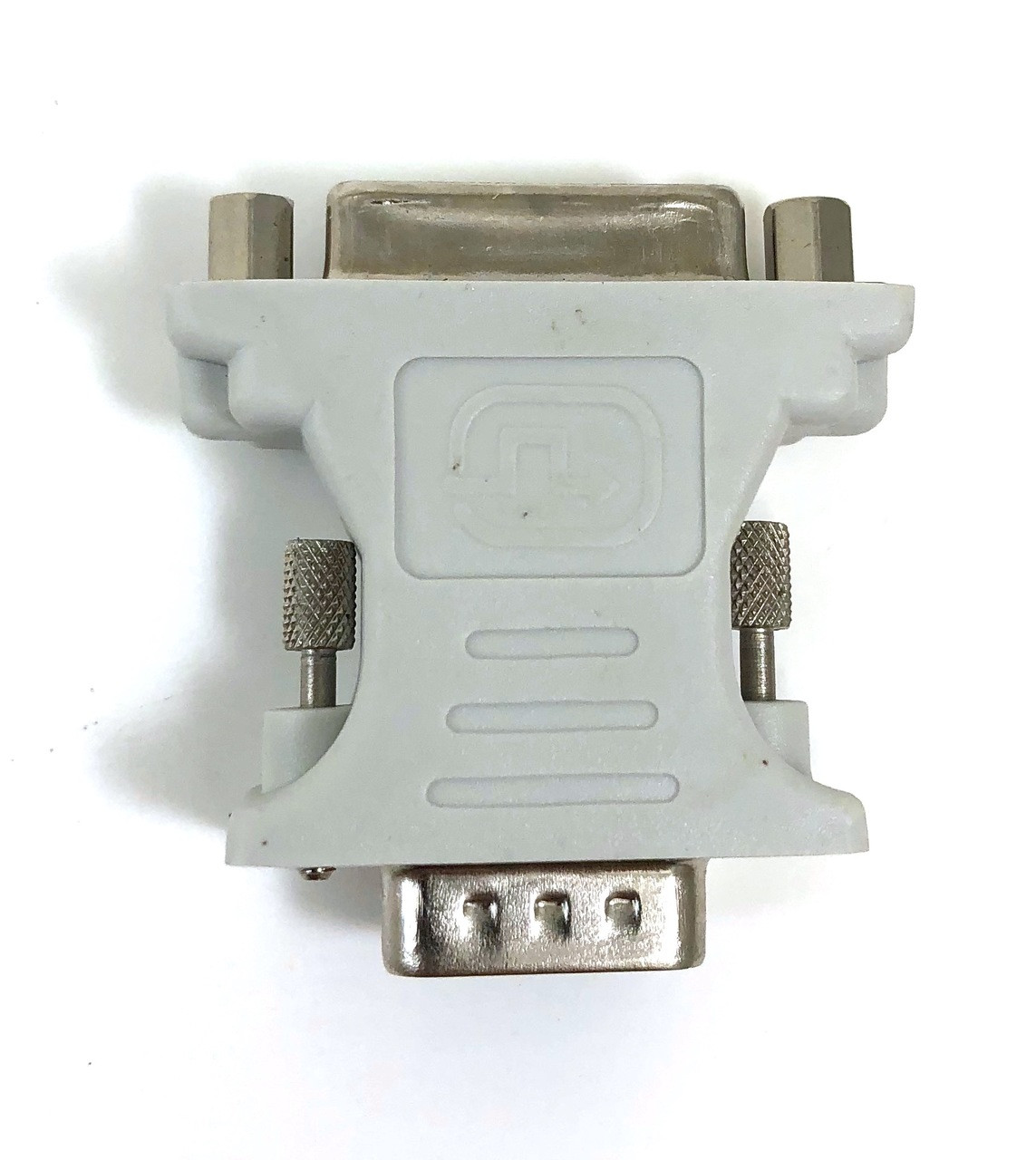 DVI-I Single Link Digital / Analog Female to VGA HD15 Male