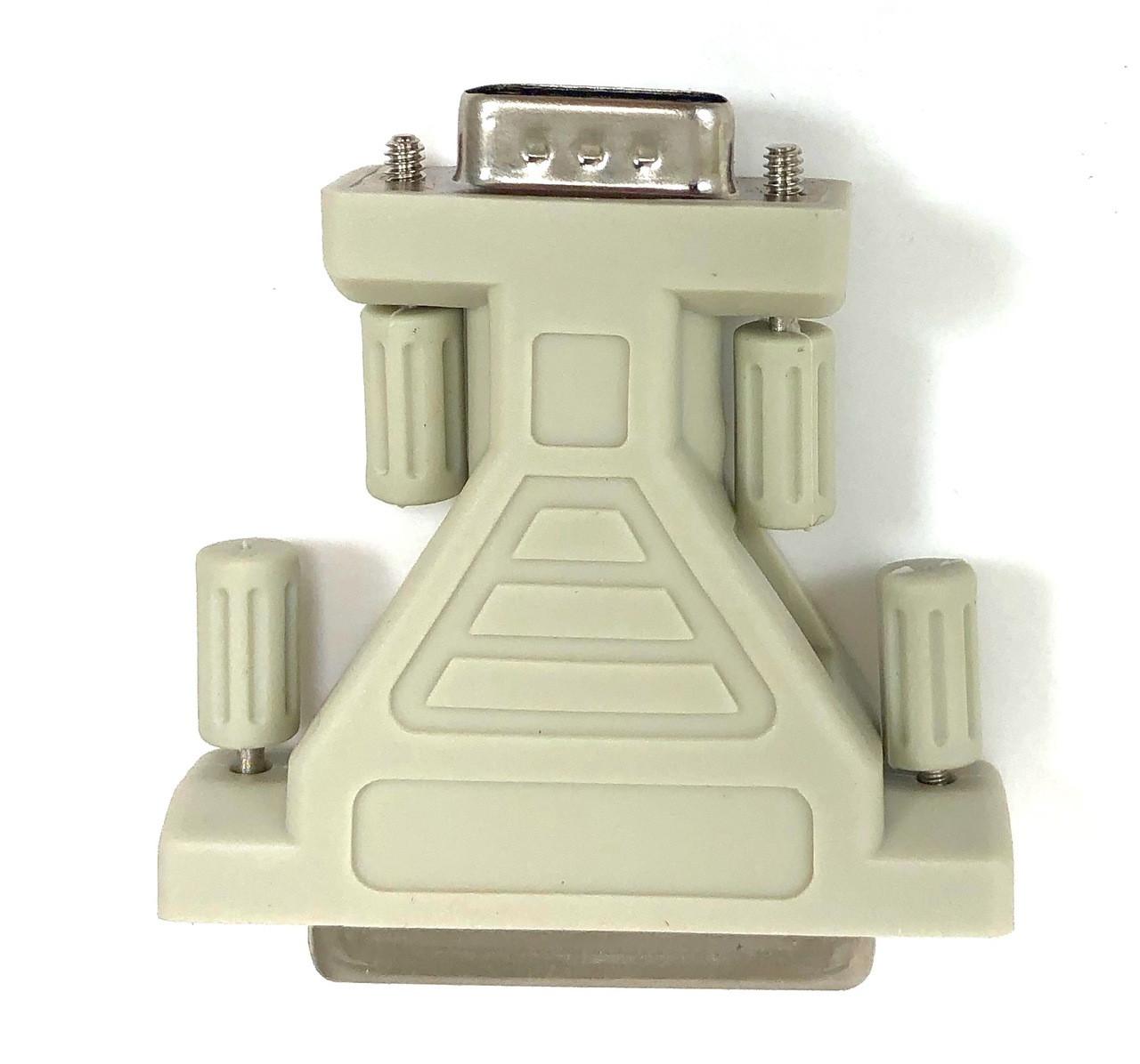 Serial Adapter (DB9M to DB25F)