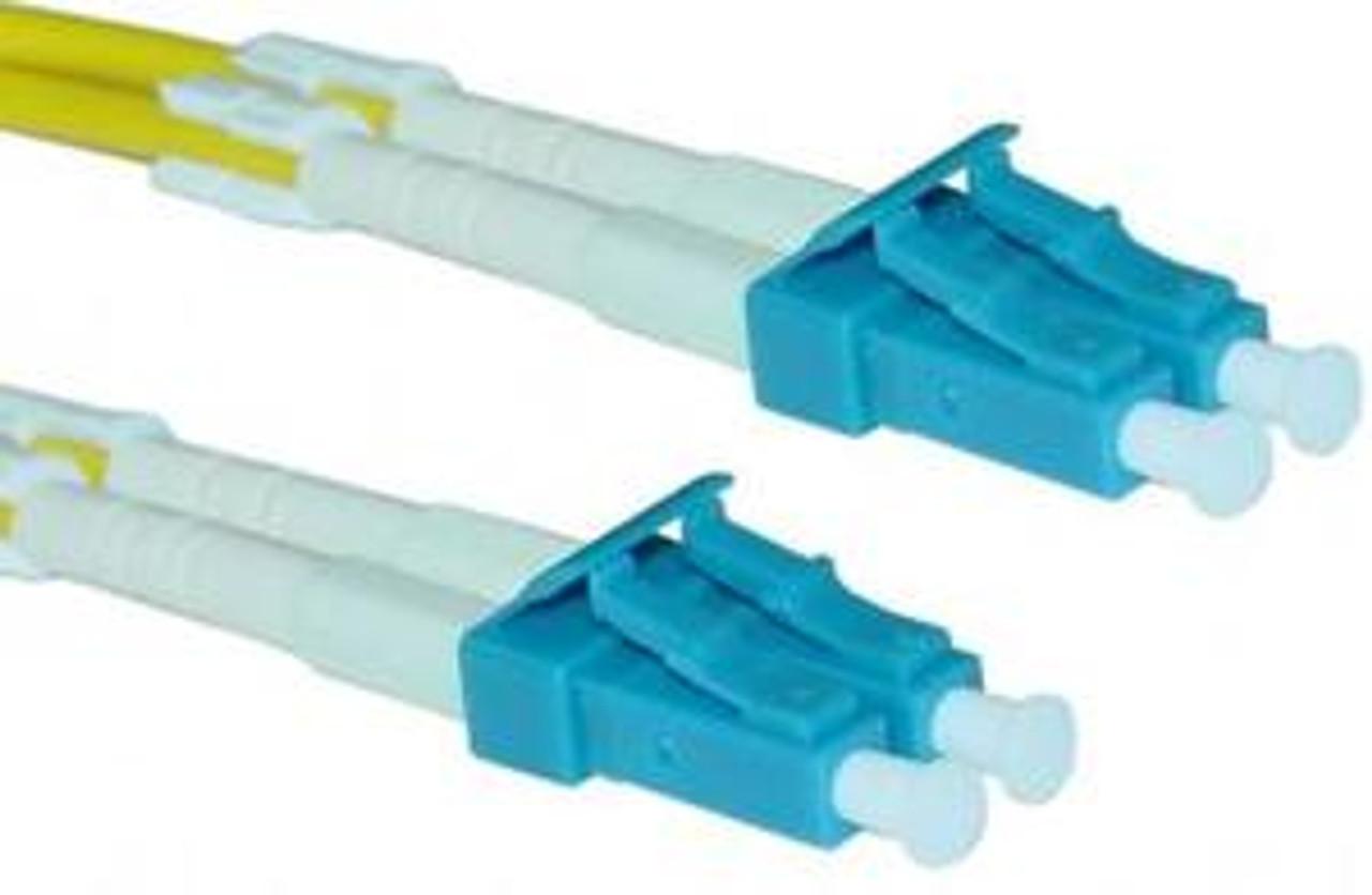 LC / LC Singlemode Duplex 9/125 Fiber Optic Cable - 1 Meter