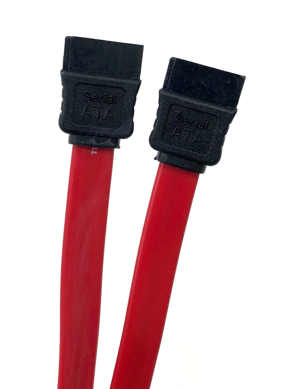 SATA III (6Gb)Data Cable - 1/2 Meter