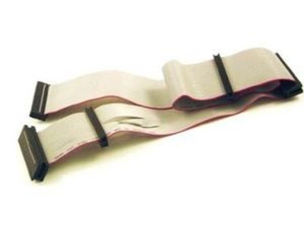 Floppy Drive Combo Cable: 34 Pin Edge, Pin / Edge, Pin / Pin - 28in