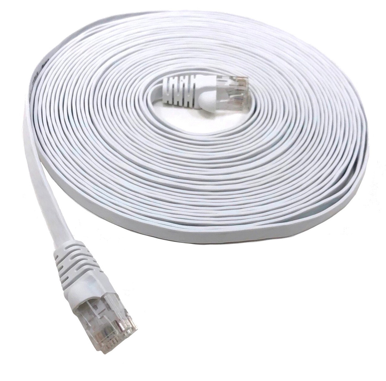 Blue SoDo Tek TM RJ45 Cat5e Ethernet Patch Cable For Samsung ML-3310D Printer 25 ft