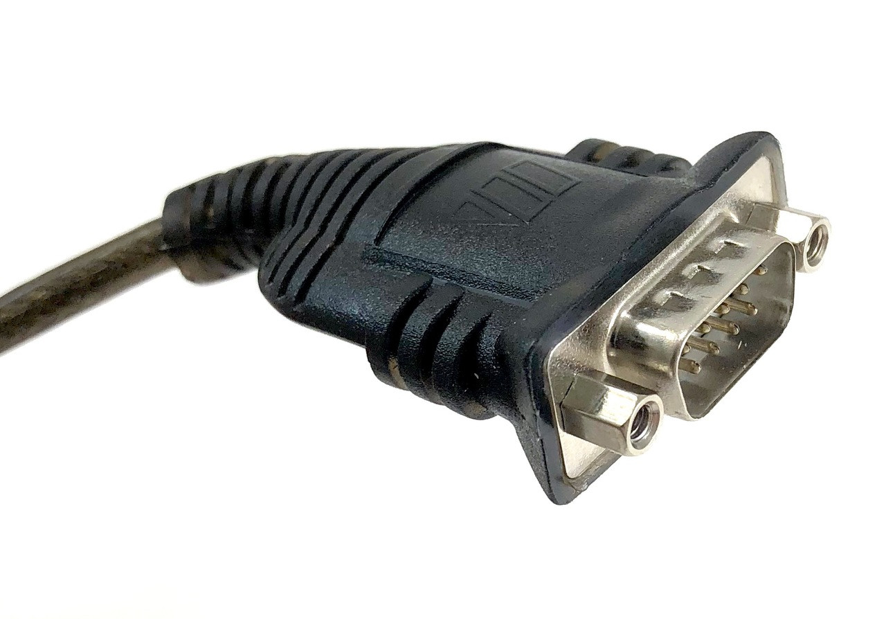 USB 2.0 to Serial DB9 Adapter