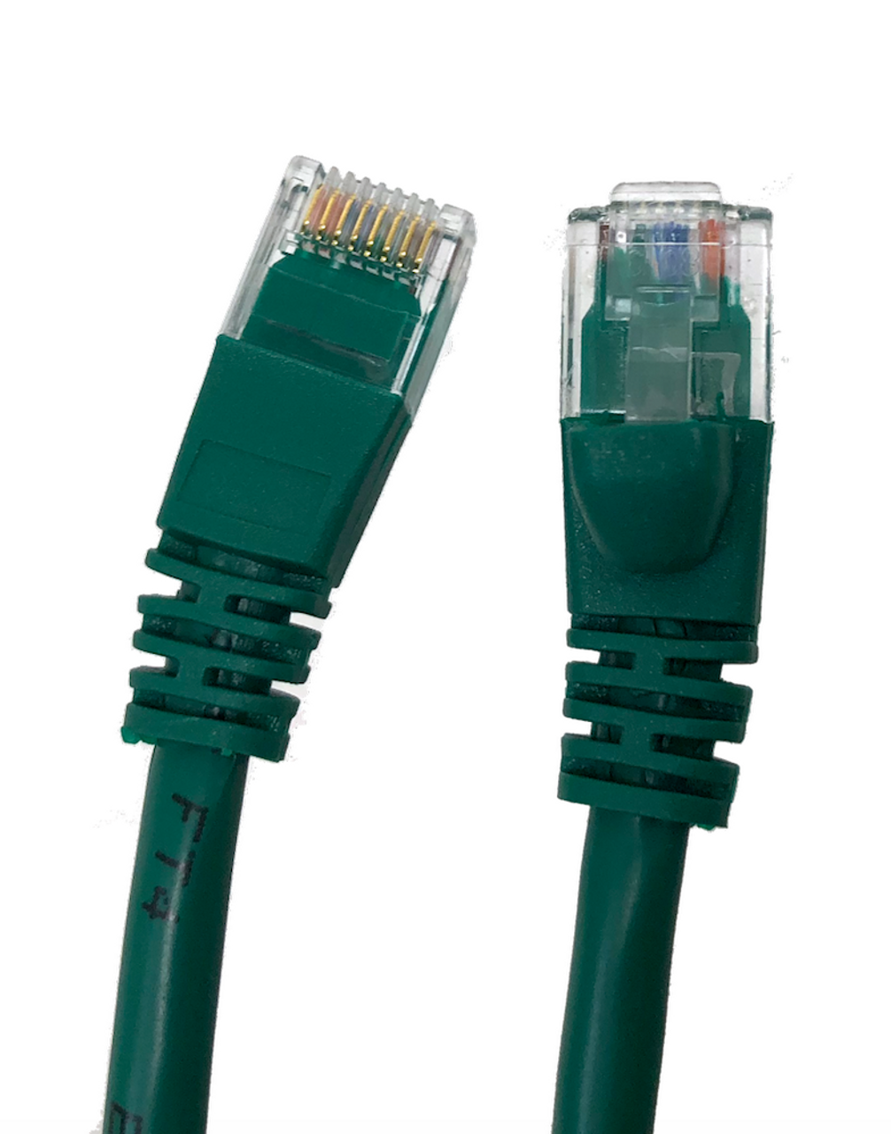 Category 5E UTP RJ45 Patch Cable Green - 5 ft