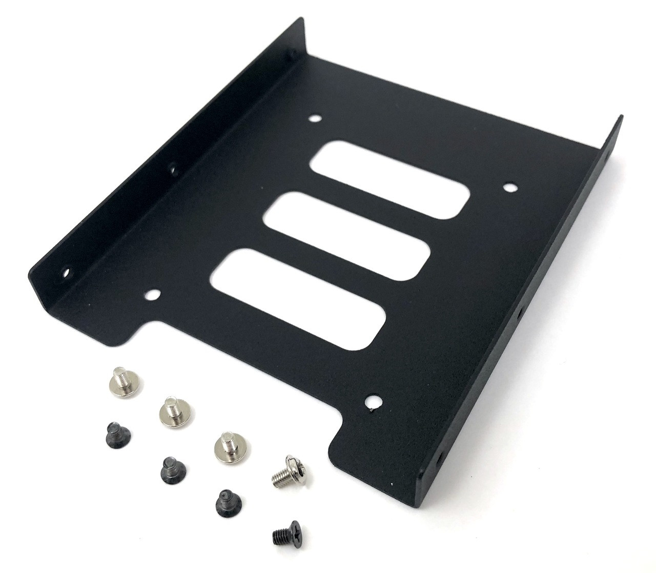 "Single 2.5"" Metal HDD/SSD Mounting Bracket Kit (L02-250)"