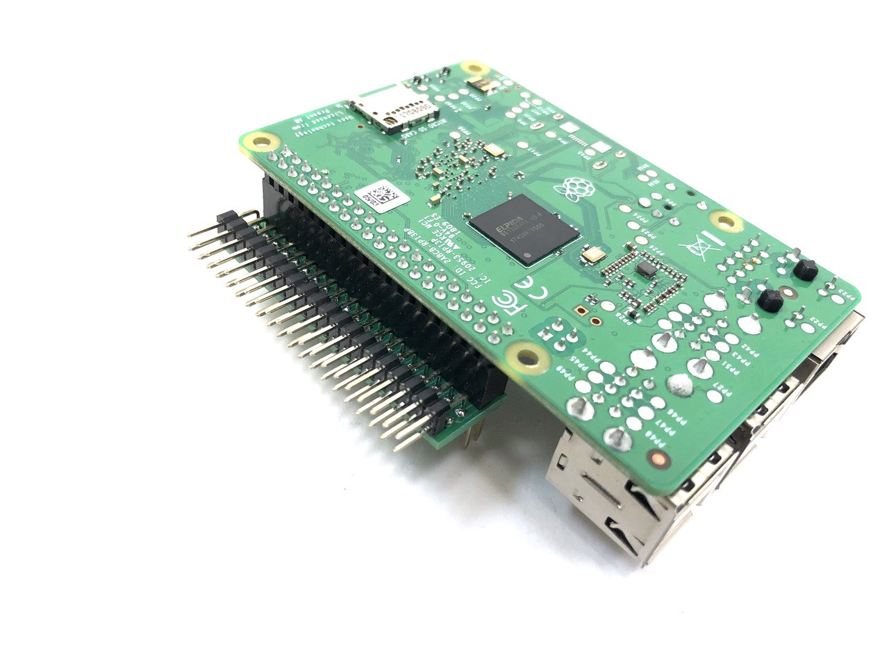 Raspberry Pi 40-pin GPIO 1 to 2 Expansion Board