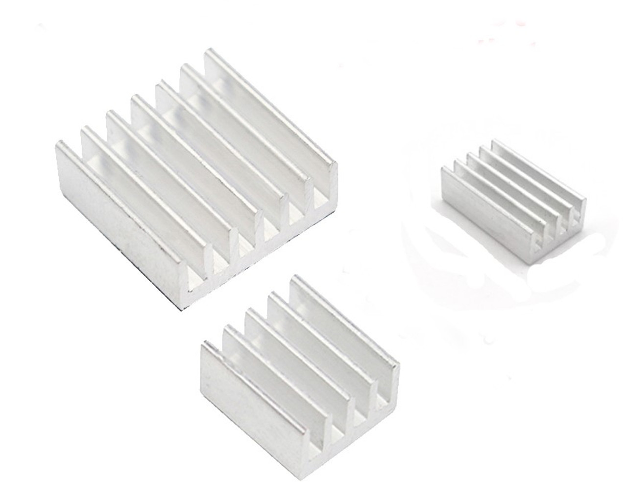 Aluminum Heat Sink Kit for Raspberry Pi