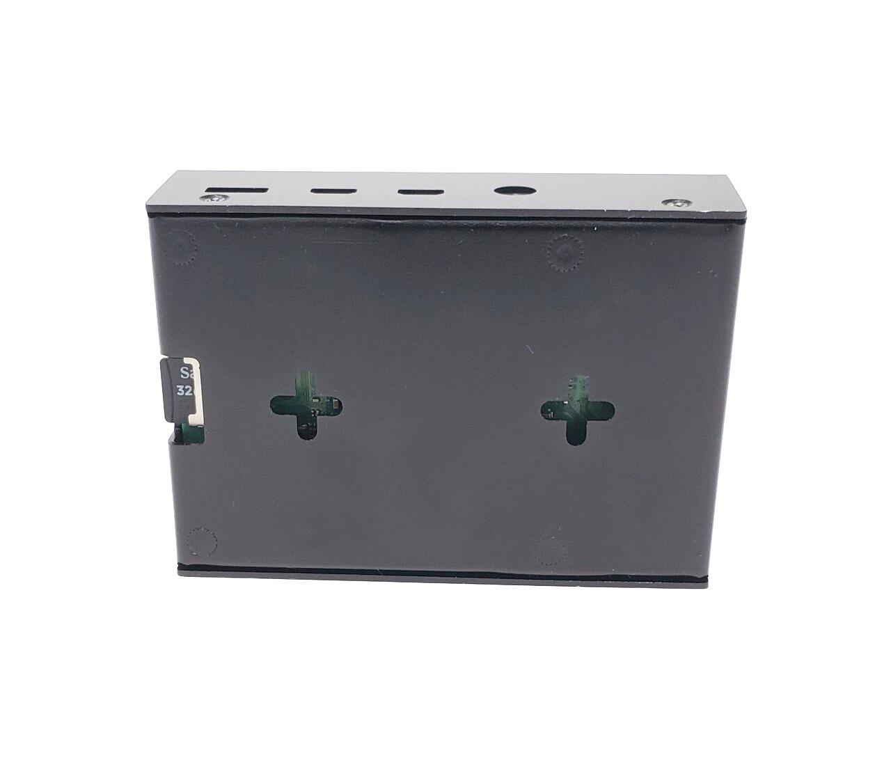 Aluminum Raspberry Pi 4 Model B Case with Fan