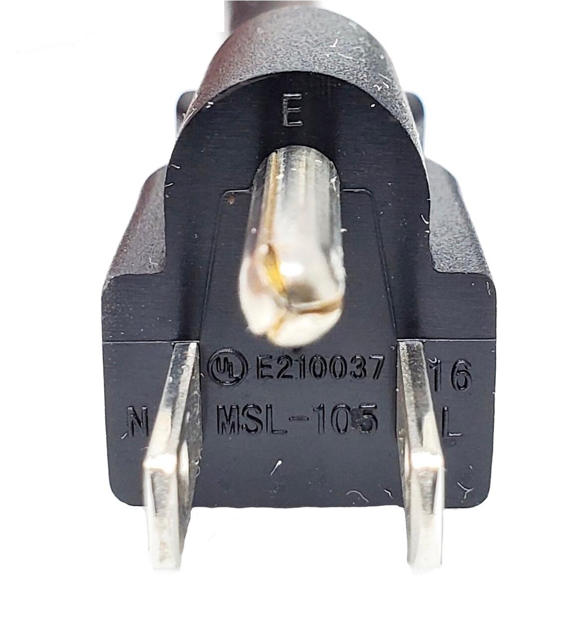 100ft Outdoor Heavy-Duty Power Extension Cable (NEMA 5-15P to NEMA 5-15R)