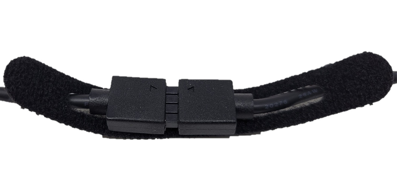 ARGB/RGB Cable Fasterner with Magnetic Strip - 10 Pack