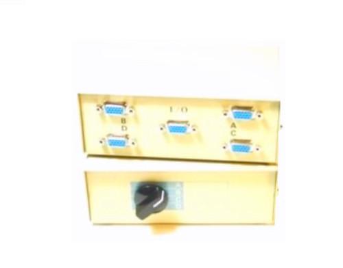 HD15 (SVGA) 2-Way Manual Switch Box