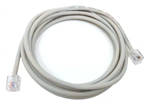 7ft ISDN High Speed Internet Cable with RJ11 Connector