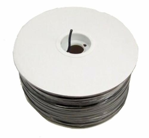 1000 Feet RG58A/U 50 Ohm Stranded-Shielded Bulk Coaxial (19AWG) Cable