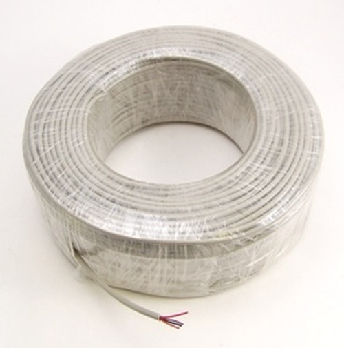 500ft 4 Conductor 22AWG Stranded Unshielded Bulk Cable