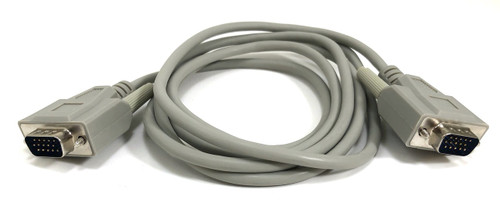 6ft HD15 (VGA/SVGA) M/M Cable