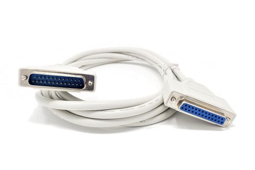 10ft IEEE 1284 Serial Cable (DB25 M/F)