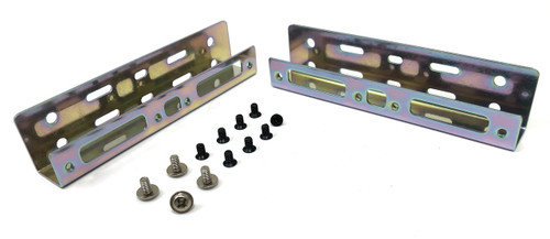 """2.5in to 3.5in and 3.5"""" to 5.25"""" Hard Drive Hardware Mounting Rails"""
