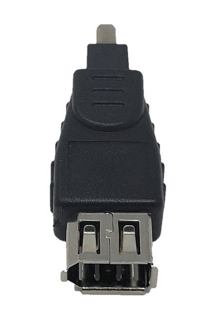 FireWire (IEEE 1394) 6-Pin Female to 4-Pin Male Adapter
