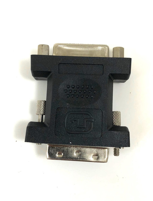 DVI-D Female to DVI-I Male Adapter